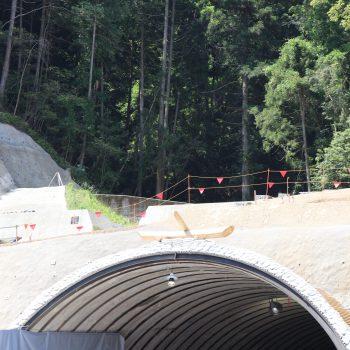 東海環状自動車道 岐阜山県第一トンネル