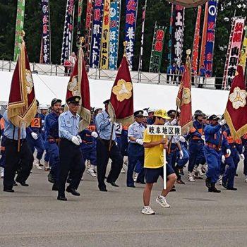 第68回 岐阜県消防操法大会