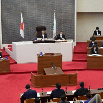 令和2年 第3回岐阜県議会定例会 開会