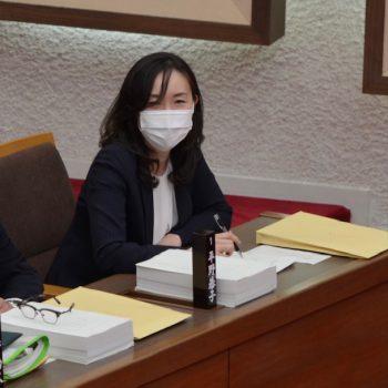 令和3年 第2回岐阜県議会定例会 開会